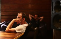 Eric & Nimo @Dada's control room